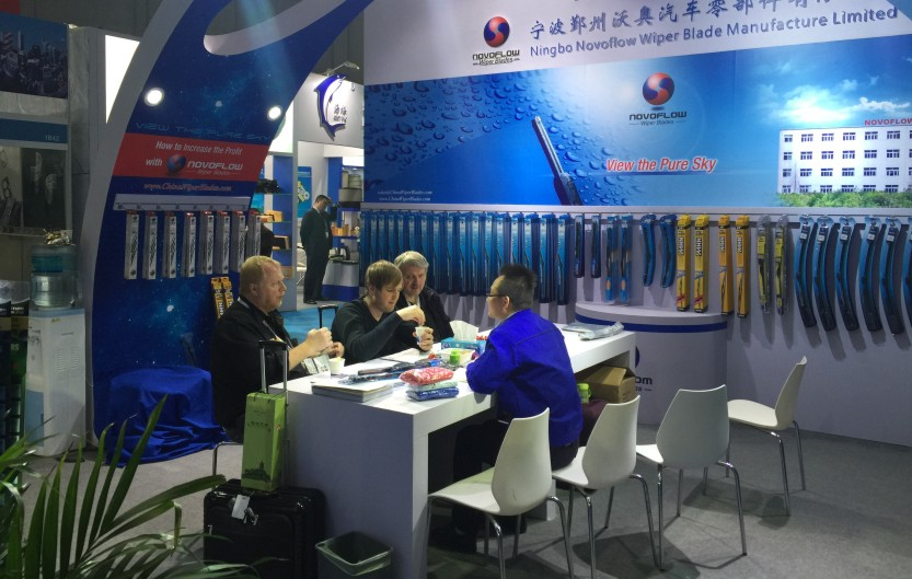 2015 Automechanika Shanghai2