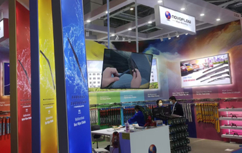 Novoflow Manufacturer Limited Company made a stunning appearance at 2020 Shanghai Frankfurt Auto Parts Exhibition